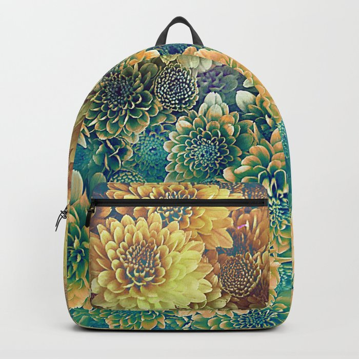 The Flower of Autumn Backpack