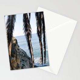 Palm Trees in La Jolla Stationery Cards