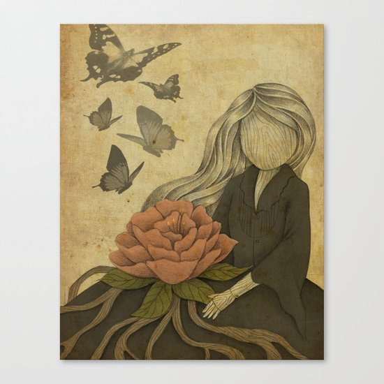 Fragranced Canvas Print