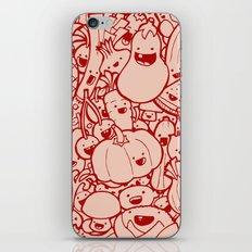 #MoleskineDaily_53 iPhone & iPod Skin