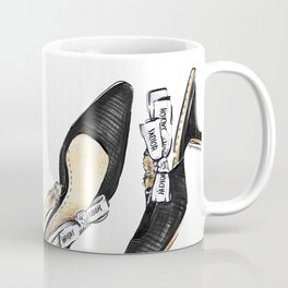 D SHOES SS17 Coffee Mug