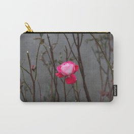 Bi-color rose Carry-All Pouch