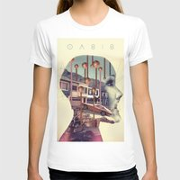 oasis T-shirts featuring Oasis by Rik Labe