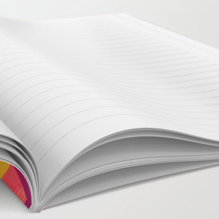 Happy Day Pattern Notebook