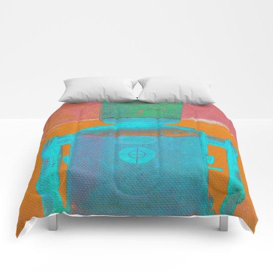 Radioactive Generation 1 Comforters