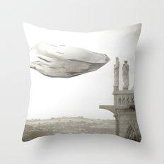 The Deceiver Throw Pillow