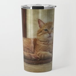 Cattitude Is Everything. Travel Mug