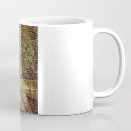Over and On We Walk Coffee Mug