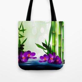 Bamboo 3 Tote Bag