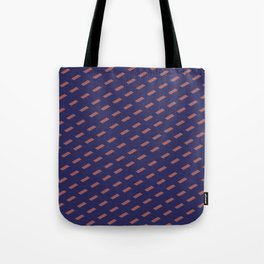 Lots of dashes Tote Bag