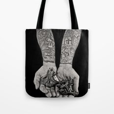 The Tattooer  Tote Bag