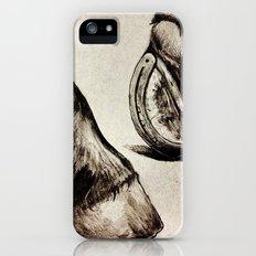 Horse Feet iPhone (5, 5s) Slim Case