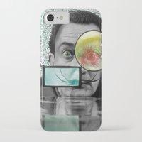 dali iPhone & iPod Cases featuring DALI by Marian - Claudiu Bortan