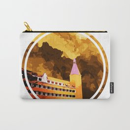 Pedagogical College of Da Lat Vietnamese National Architecture Relic Carry-All Pouch