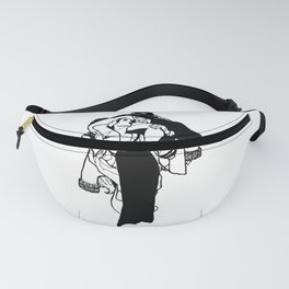 All Wounds Heal Time bw Fanny Pack