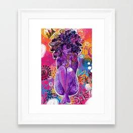 Nomusa Framed Art Print