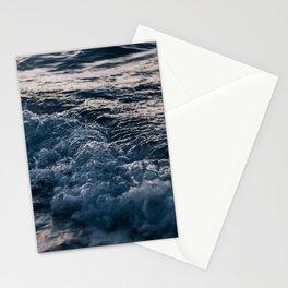 Liquid Sunset Stationery Cards