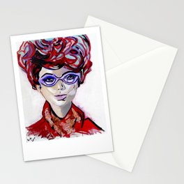 Judy by Varda Levy Stationery Cards