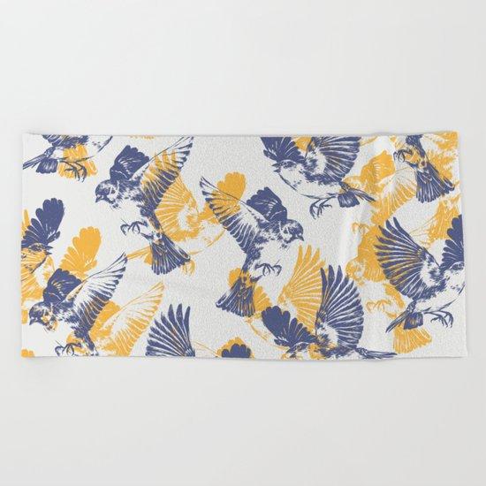 Sparrows Beach Towel