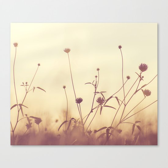 Lay Down And See What I See #society6 Canvas Print