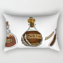 Choose Wisely Rectangular Pillow