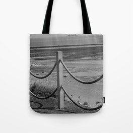 Ropes At Low Tide Tote Bag