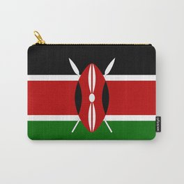 Flag of Kenya Carry-All Pouch