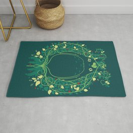 The Forest Keeper Rug