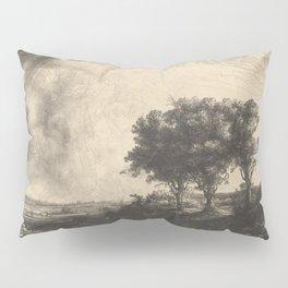 The Three Trees Pillow Sham