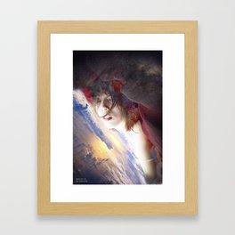 Divinity: Telekinesis  Framed Art Print