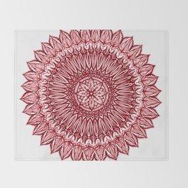 Sinful-Garnet Throw Blanket
