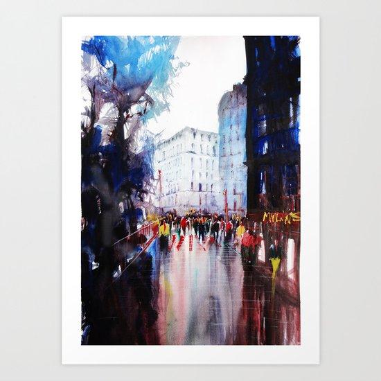 Ronsard Art Print