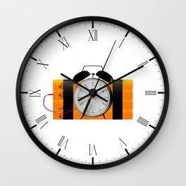 Time Bomb Wall Clock