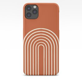 Terracota iPhone Case