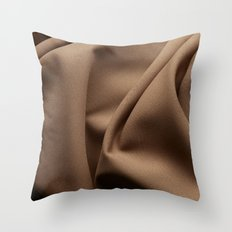 Dune #2 Throw Pillow