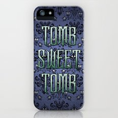 Haunted Mansion - Tomb Sweet Tomb iPhone (5, 5s) Slim Case