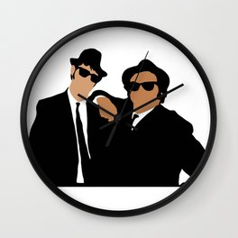 The Blues Brothers 80s movie Wall Clock