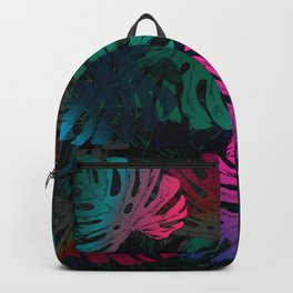 Dark tropics Backpack