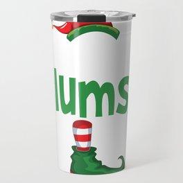 elf clumsy Travel Mug
