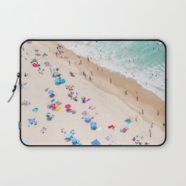 Colors of Manhattan Beach California Laptop Sleeve