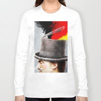 german Long Sleeve T-shirts featuring German by Francesca Cosanti