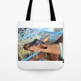 Portrait Of A Goat 2 Tote Bag