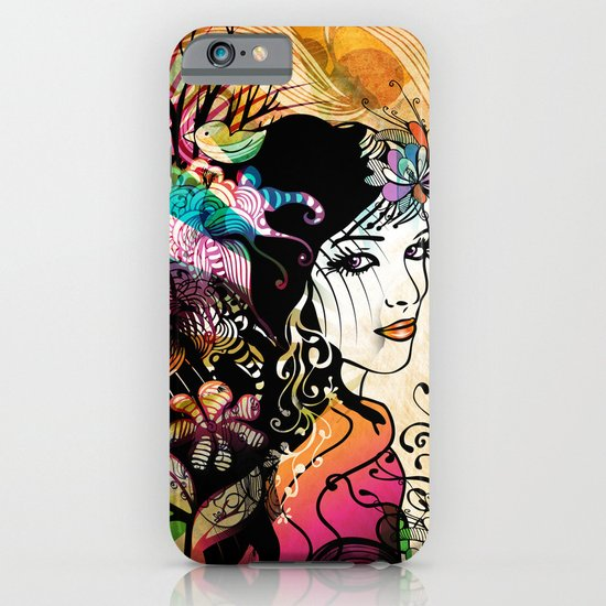 Colorful Nature iPhone & iPod Case