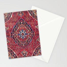 Bijar Kurdish Northwest Persian Rug Print Stationery Cards