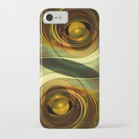 infinity iPhone & iPod Cases featuring Infinity by Klara Acel