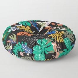 PARADISIACAL NIGHTLIFE Floor Pillow
