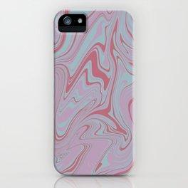 Fluid Pattern 1 iPhone Case