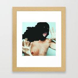 Vela Ceras Framed Art Print