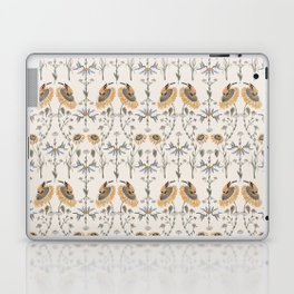 Goldfinch & Hummingbird Laptop & iPad Skin
