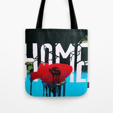 Home Tote Bag